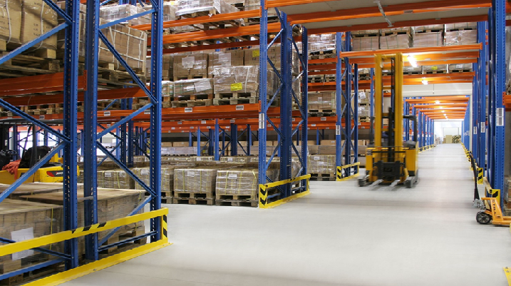 Warehouse and Storage Services