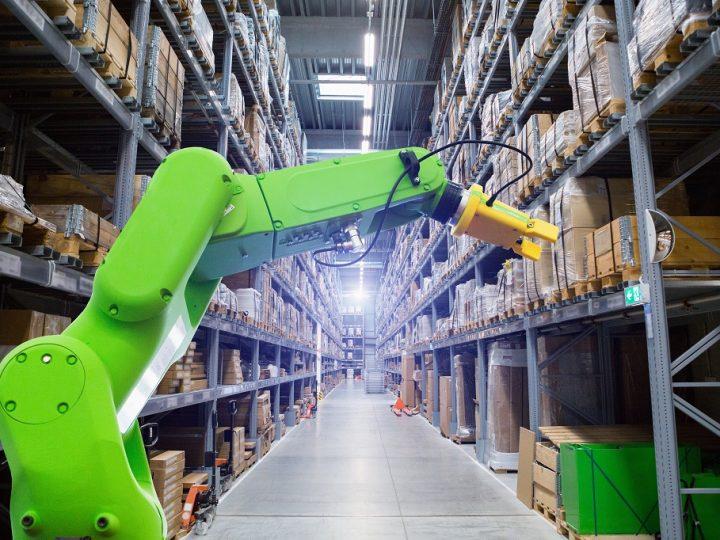 A recent trend in Warehousing Industry – Warehouse robotics