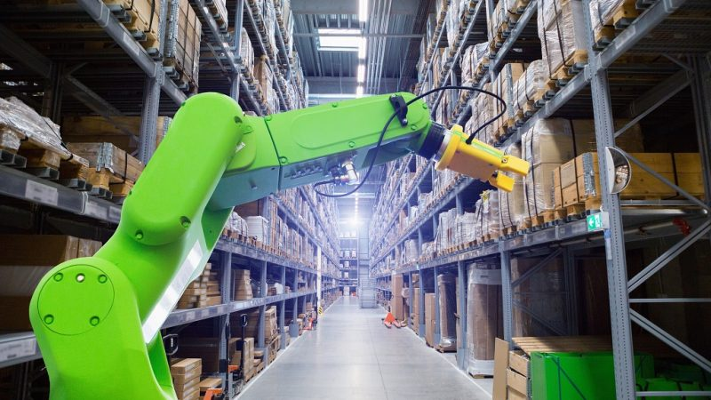 A recent trend in Warehousing Industry – Warehouse robotics