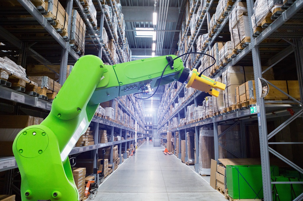 A Recent Trend In Warehousing Industry - Warehouse Cobots