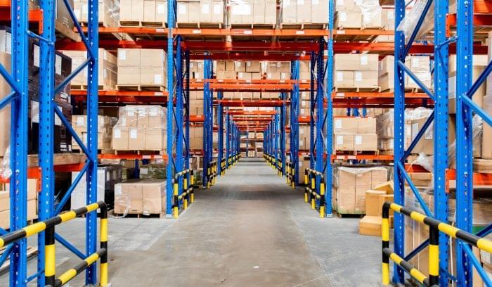 Enhancing storage in warehouses