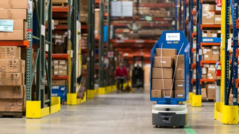 Warehouses For Smart Distribution