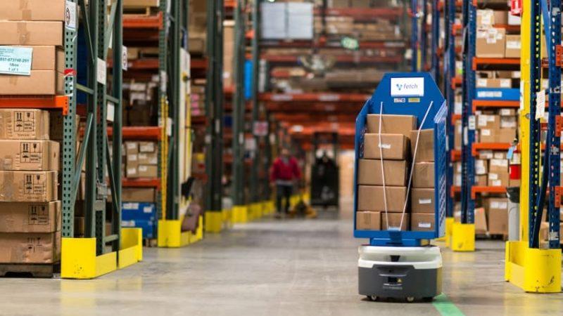 Warehouses For Smart Distribution