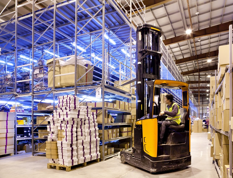 Customhouse warehousing services