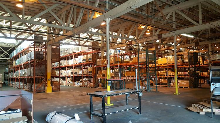 Warehouse on contract and its benefits